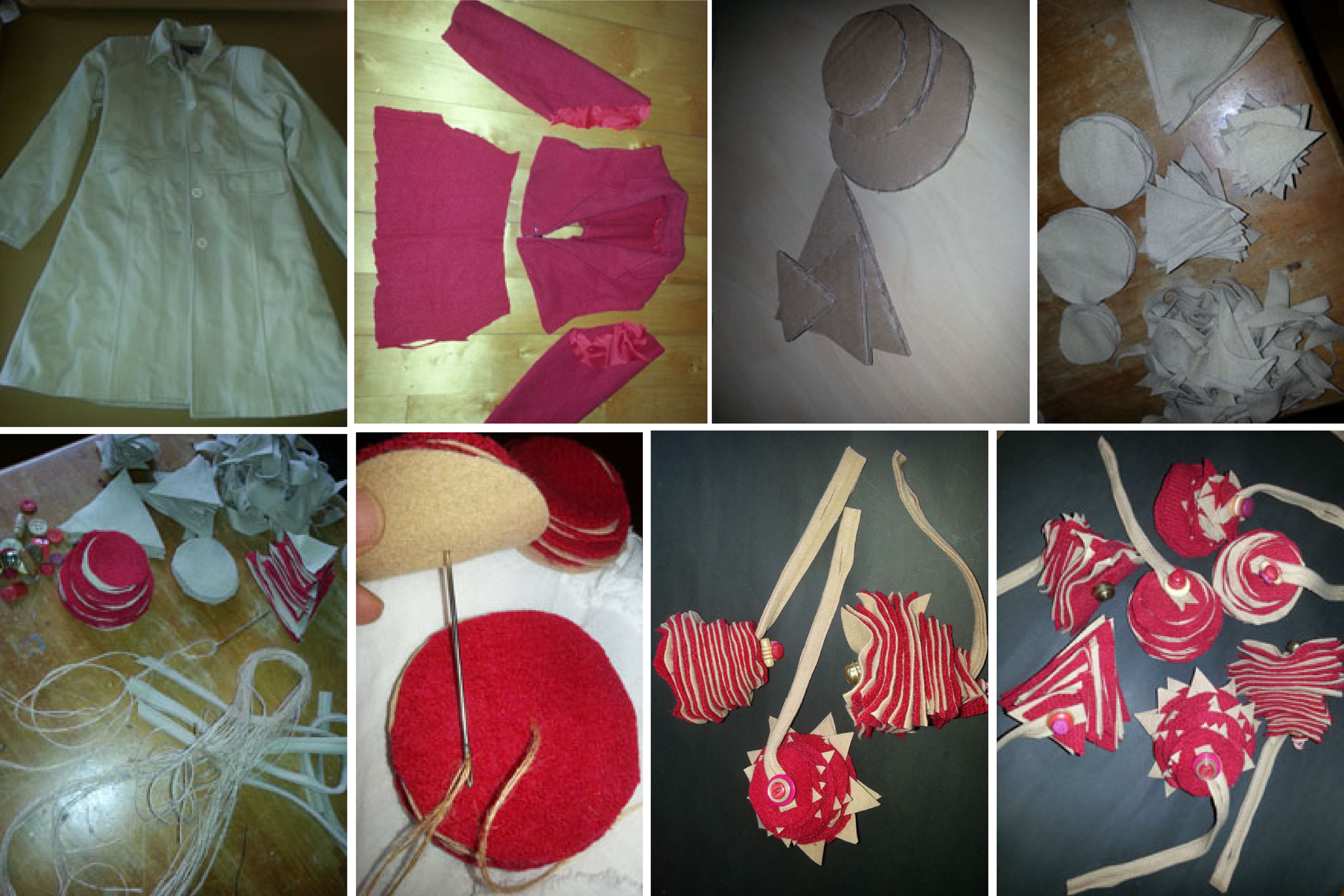 Upcycled christmas decor crafts recycled things for Decoration from waste things