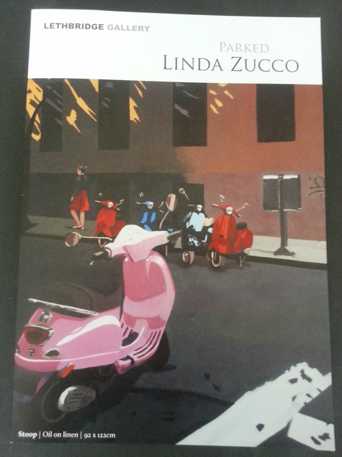 Parked by Linda Zucco